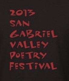 2013 San Gabriel Valley Poetry Festival