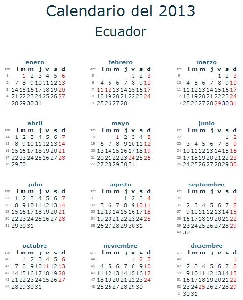Calendario Feriados Bolivia Project | Calendar Template 2016