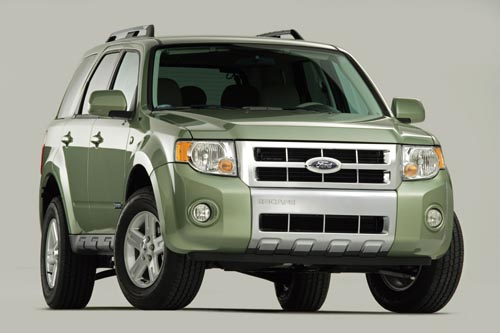2011 ford escape hybrids green technology and connectivity. Black Bedroom Furniture Sets. Home Design Ideas