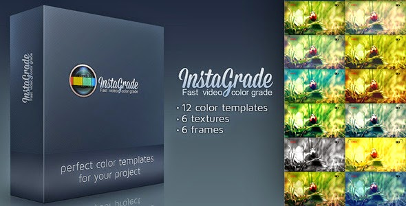 Free Color Correction Template
