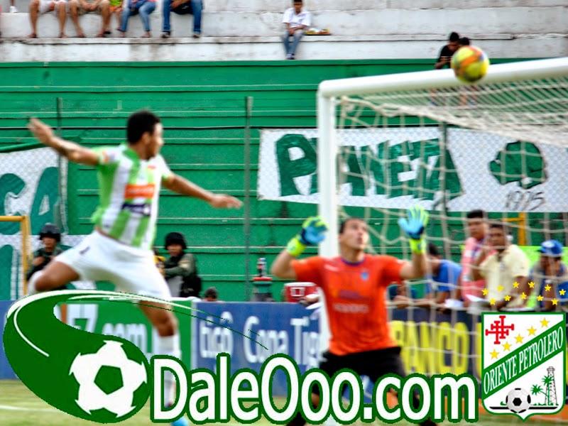 Oriente Petrolero - Alcides Peña - Oriente Petrolero vs Sport Boys - DaleOoo.com página del Club Oriente Petrolero