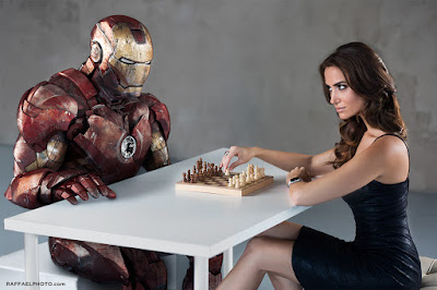 It Will Happen If Iron Man Really Exists in Everyday Life