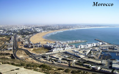 Wonderful holiday vacation tour in Morocco
