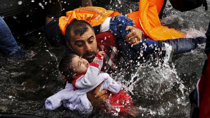 Fotos im Dienste der Menschlichkeit