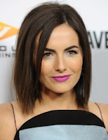Camilla Belle Hairstyle