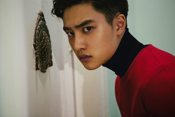 EXO's D.O concept image from the EXODUS album