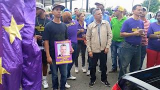 Jiménez dice que Juancito está desperado y lee encuestas al revés