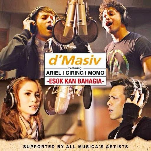 Chord Gitar D'Masiv feat. Ariel, Giring, & Momo - Esok Kan Bahagia