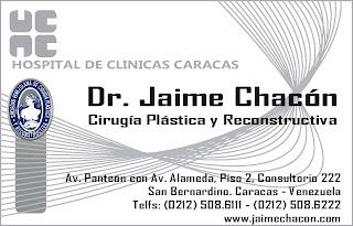 DR. JAIME CHACON en Paginas Amarillas tu guia Comercial