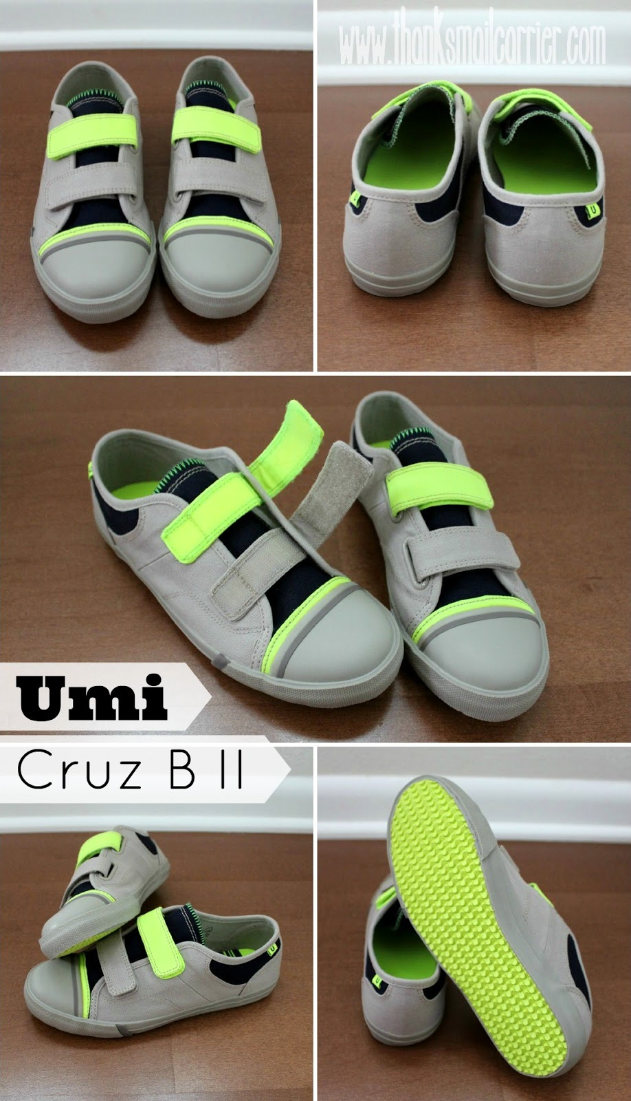 Umi Cruz B II review