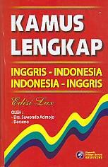 KAMUS LENGKAP (Inggris Indonesia - Indonesia Inggris ...