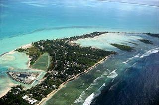 Kiribati Negara Pertama Yang Akan Hilang Dari Muka Bumi