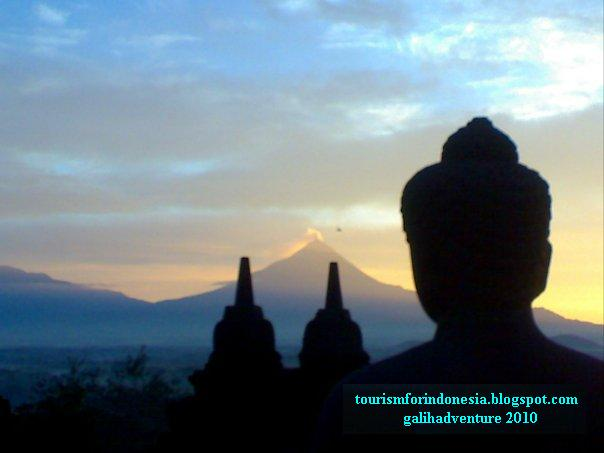 The Borobudur Silent In The Empty Room