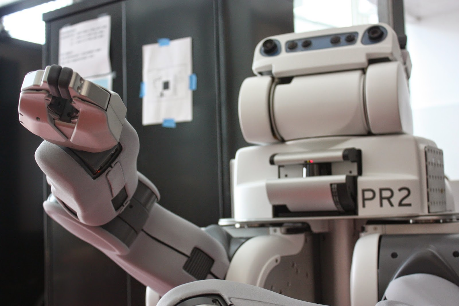 latest research paper on robotics
