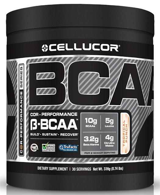tudo sobre Cor Performancevbeta BCAA - Cellucor