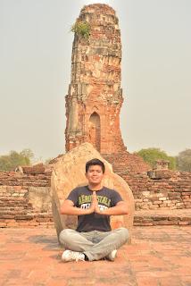 Wat Lokayasutharam serenity