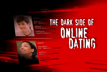 list of dangers of online dating
