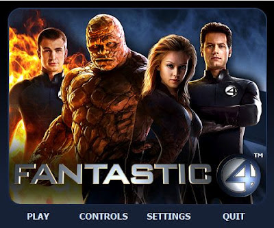 Download Game Fantastic 4 RIP