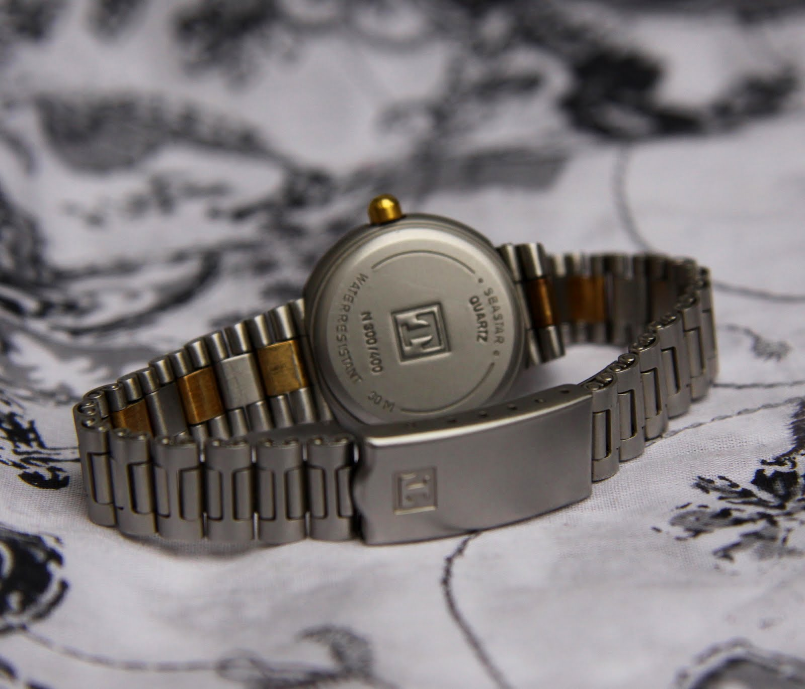 Laddy Titan Watch