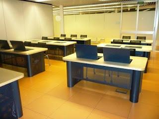 Aulas de formación para Centros de Control