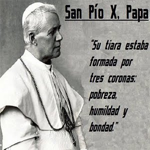 SAN PIO X.