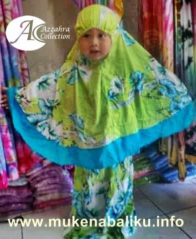 Mukena Bali Anak