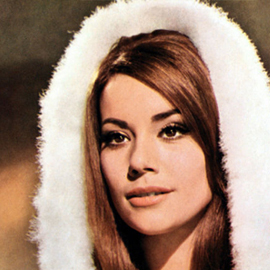 Claudine Auger as Domino