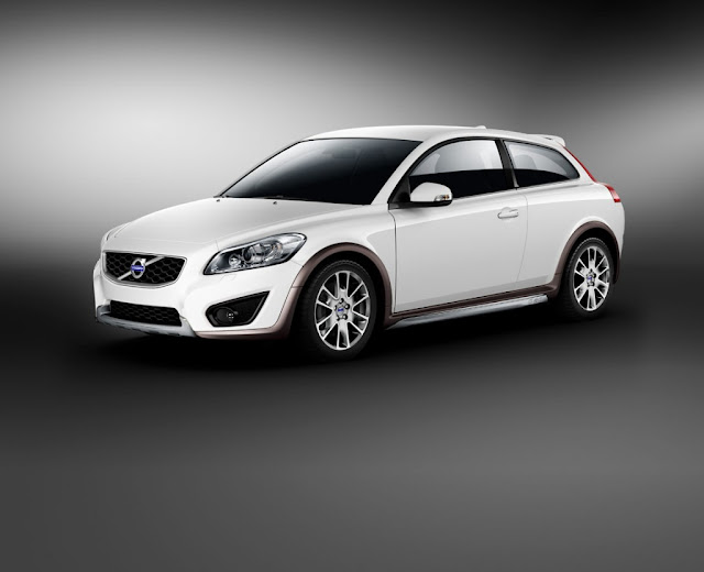 Volvo C30 vehicle picture