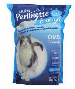 litiere chat qui ne colle pas aux pattes