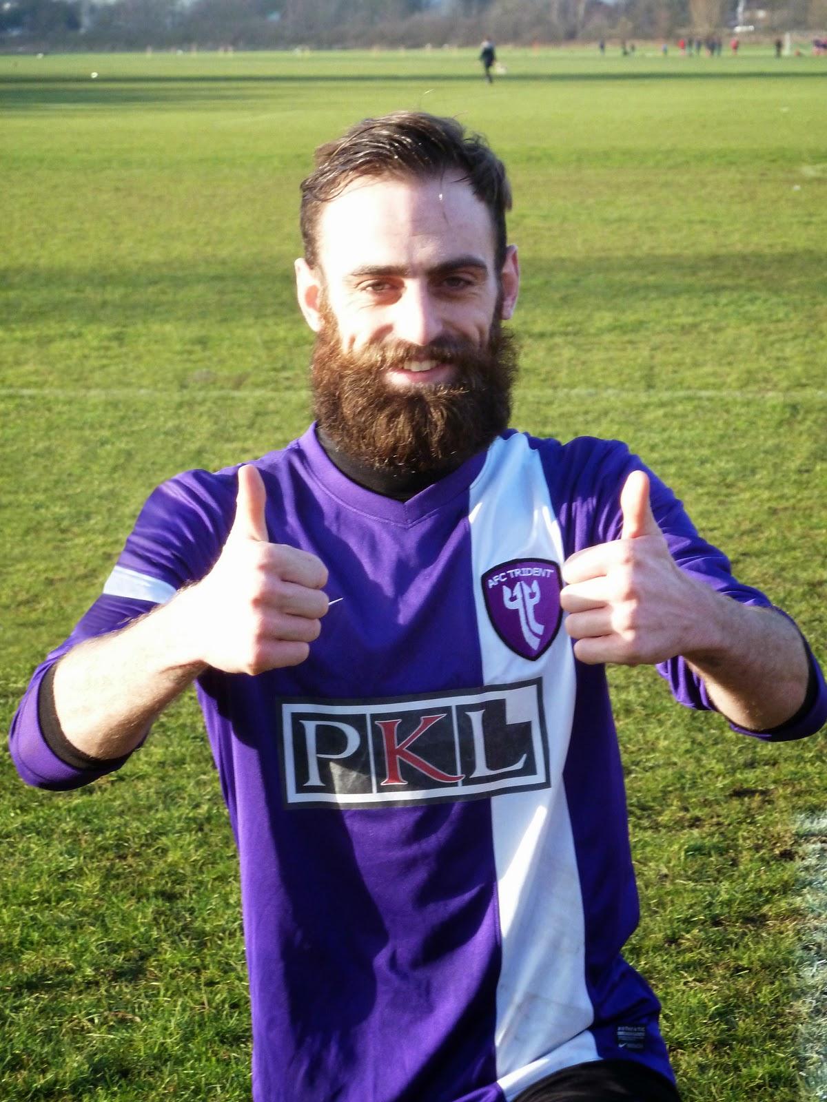 PKL Sponsors AFC Trident | Karl's beard