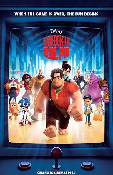 Wreck-It Ralph 2012 film