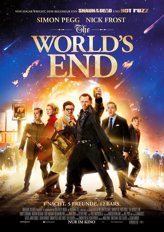 Ngày Tận Thế - The World's End - 2013