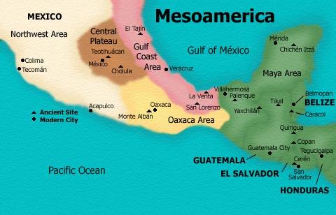 períodos hubo en el desarrollo de las culturas mesoamericanas