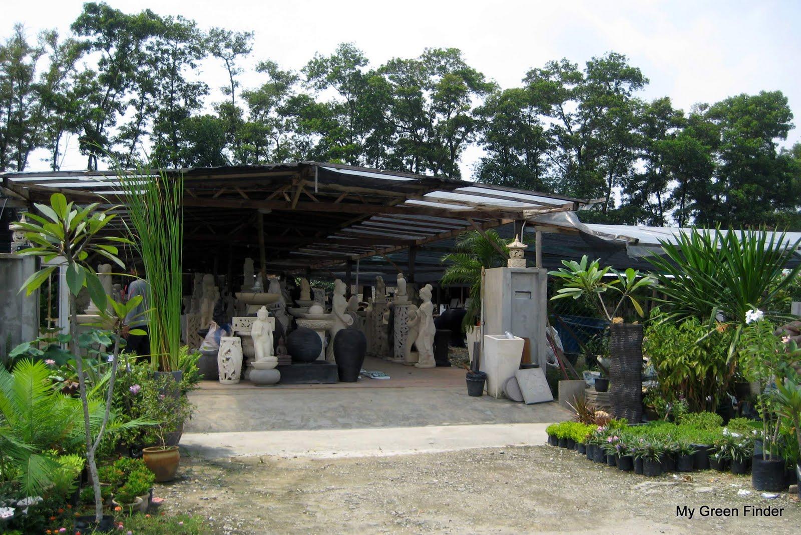 Rainforest Landscape Nursery Garden Mart