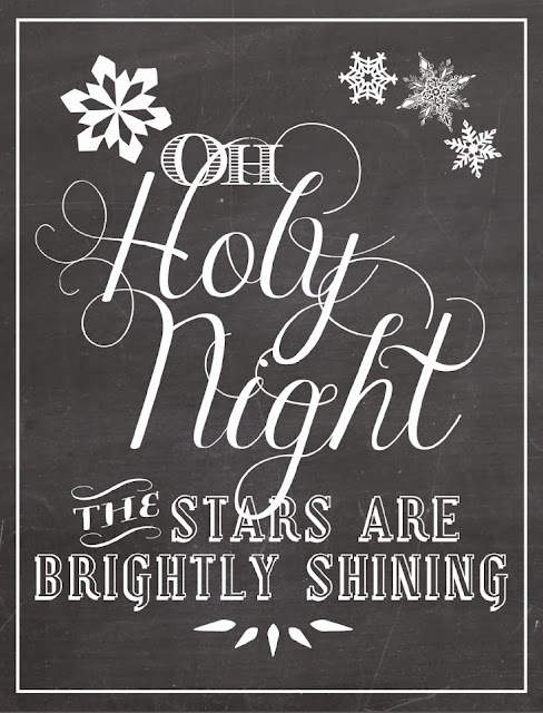 http://akadesign.ca/wp-content/uploads/2012/11/Oh-Holy-Night-Printable.pdf