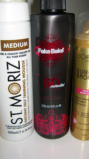 fake tan bake 60 minute summer brown