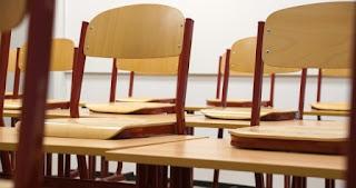 foto sedie classe