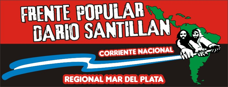 Frente Popular Darío Santillán -Mar del Plata- FPDS
