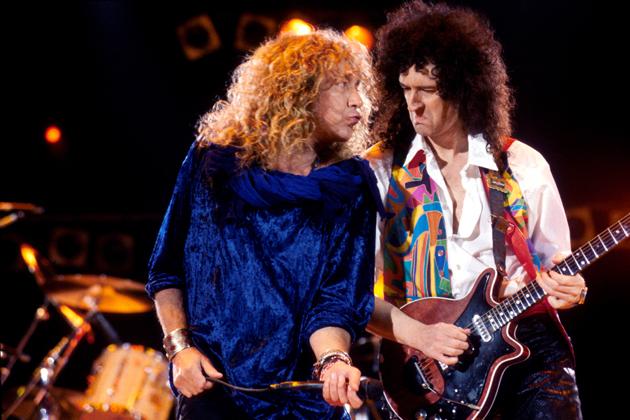 Queen ♔ Freddie Mercury Tribute Concert Blu Ray To