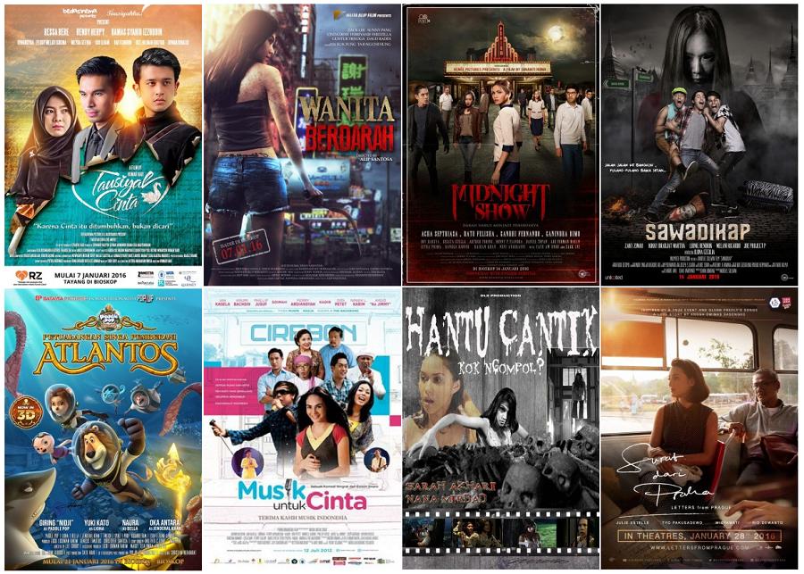Jadwal Film Bioskop Terbaru Februari 2018