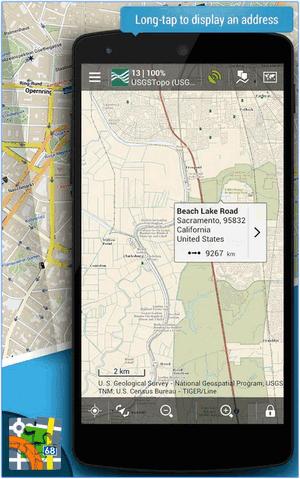 Locus Map Pro - Outdoor GPS v3.12.2 Apk - Descargar Gratis