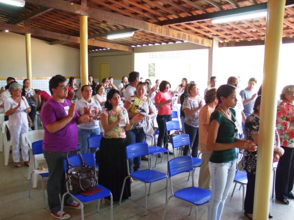Paróquia de Almino Afonso realiza 2ª Assembléia Pastoral