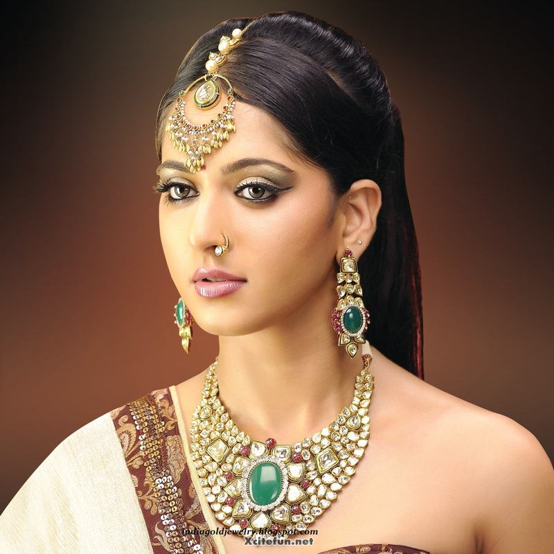 How to wear a Maang Tikka in 16 Different Styles ~ Jewellery India