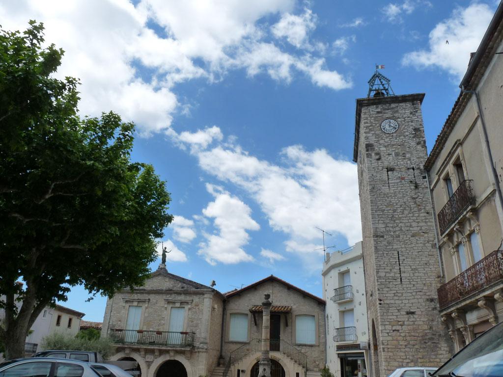サン=ジャン=ド=フォSaint-Jean-de-Fosの村