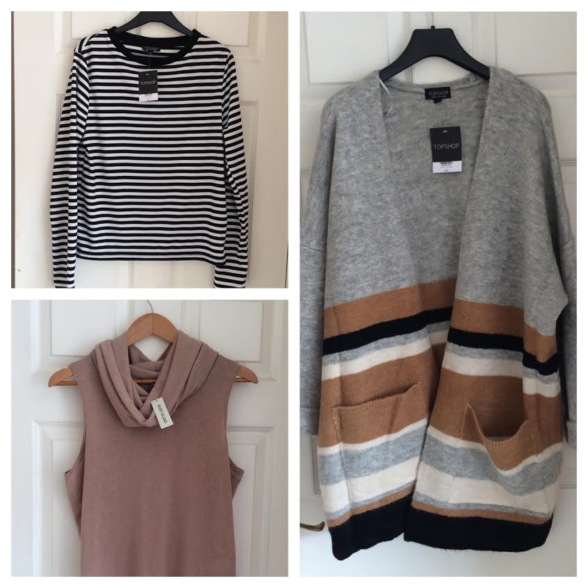 Topshop and River Island Clothes Haul