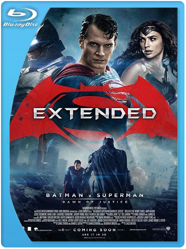 Batman vs Superman El Origen de la Justicia Extended HD 720p