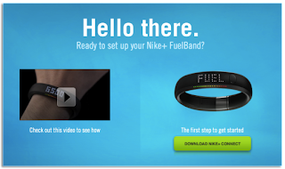 How to set up your Nike+ FuelBand