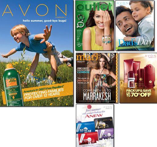 Avon catalog 11 2013