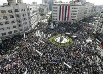 Kronologis Awal Tragedi Suriah