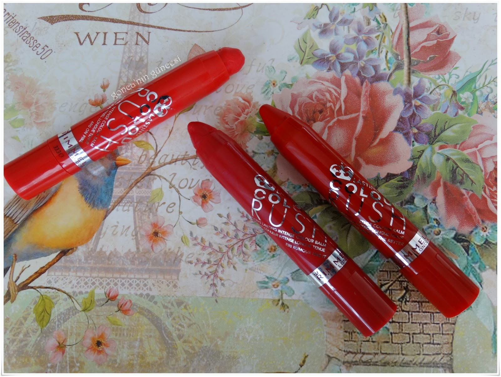 Rimmel London Colur Rush